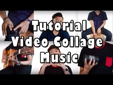 Tutorial membuat Video Collage