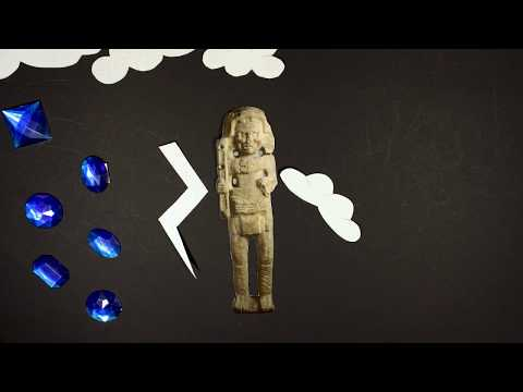 #MetKids—Animation Inspired by a Maya Deity and Rain