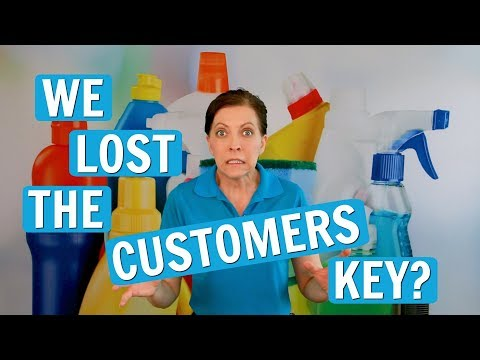 House Keys, House Cleaners & Security Codes