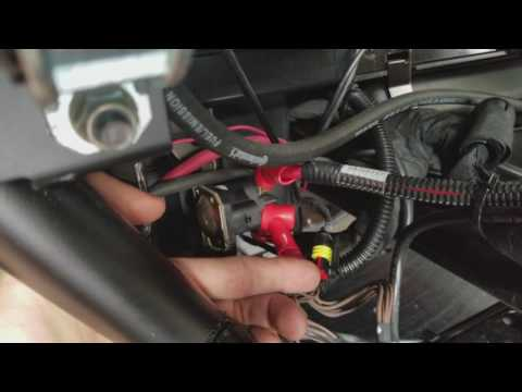 Occam's UTVs: RZR Starting Issues? Just Clicking? Try starting off the solenoid