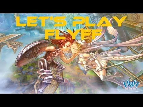 Let's Play Flyff [Vagrant, Level 6] #441 - Imba Drops
