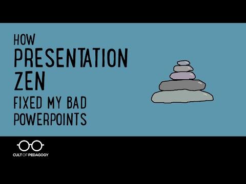 How Presentation Zen Fixed My Bad PowerPoints