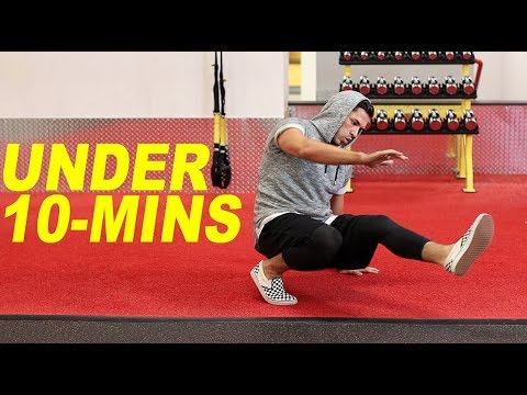 Easy HIIT Workout For At-Home