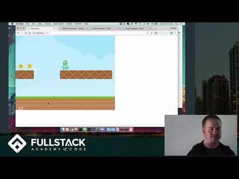 Stackathon Presentation: Dope Man!