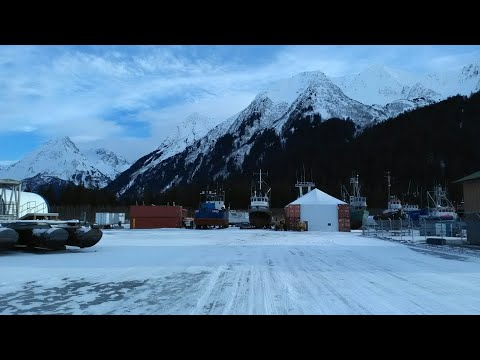 Driving Tour of Seward, Alaska