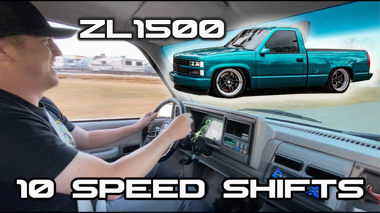 800+hp LT4/10spd swapped 1993 truck street pulls! Its absolutely UNREAL!!