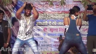 new live performance khesari lal yadav  mehandi lga ke rakhana song 2016....