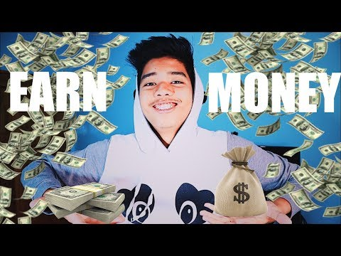 HOW TO MAKE MONEY AS A TEENAGER FAST AND EASY | PHILIPPINES 2018
