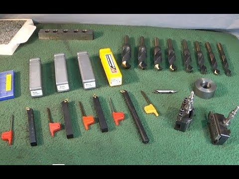 The Best Type Of Cutting Tools To Buy For The Chinese Mini Lathe.
