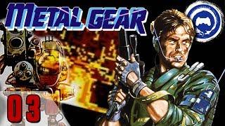 METAL GEAR Part 3   Metal Gear Saga Stream