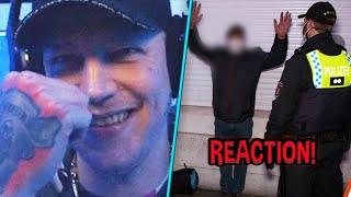 Zufällig per Haftbefehl GESUCHT? 😂 stern TV Polizei-Beitrag REAKTION   MontanaBlack Reaktion