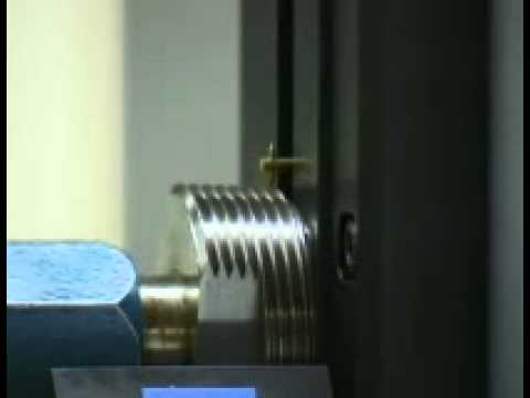 Automatic Thread Gage Calibration measurement Instrument