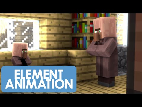 Villager TV 2 (Minecraft Animation)