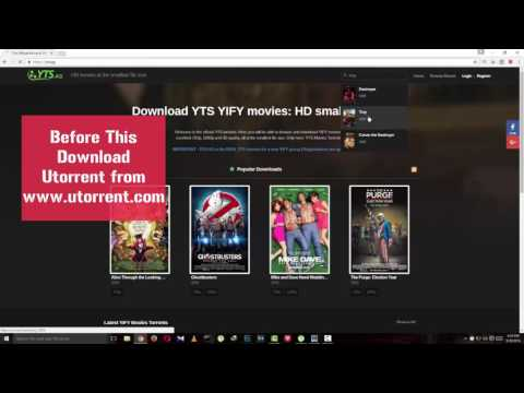 How to download any movies from YTS ( Yts.ag) | How to It