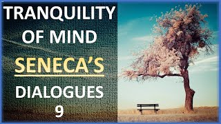 Seneca: Of Tranquillity of Mind - (Audiobook)
