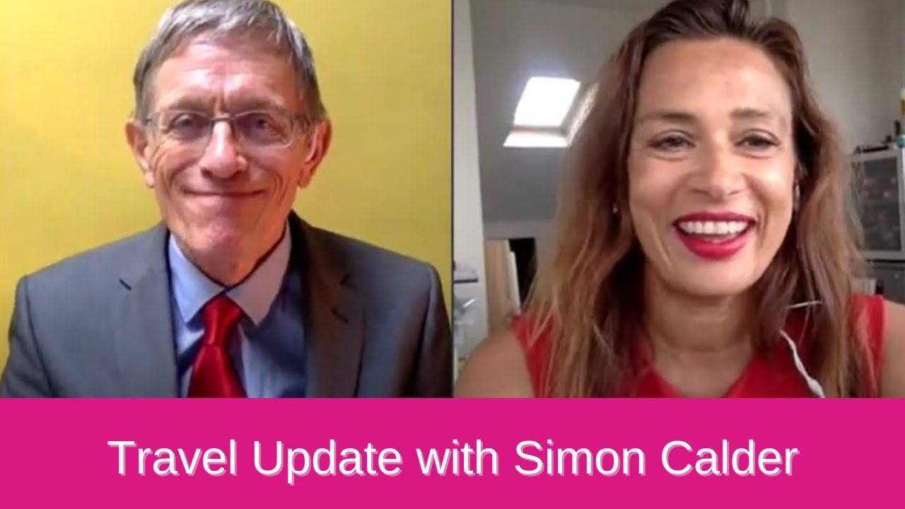 Travel Update with Simon Calder