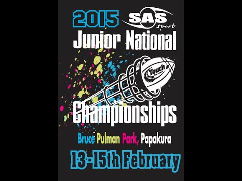 SAS Junior Nationals - U17 Mixed Final