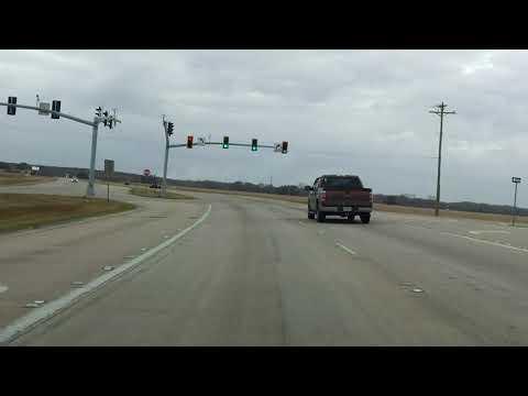 LA 14 (US 90 to LA 14 BUS) westbound (Part 2/2)