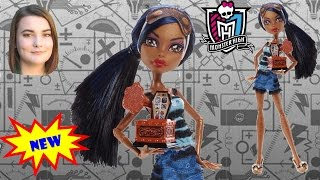 Robecca Steam Doll From Monster High Dead Tired