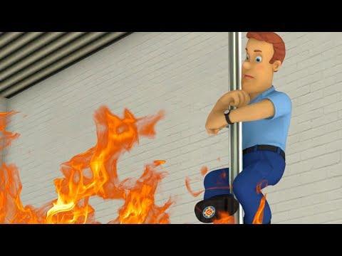 Fireman Sam US New Episodes   Fireman Norman - Season 8 Rescues Marathon  🚒    Cartoons for Children