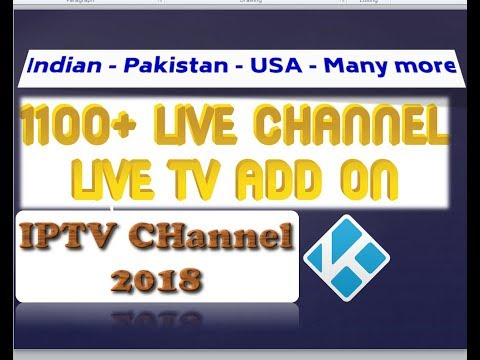 How to Install Kodi 17.6 and setup All Live Channel TV Addon within 3 Minutes of Configuration.