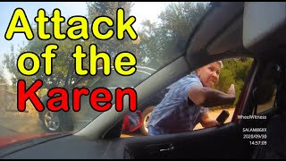 Road Rage USA \u0026 Canada   Bad Drivers, Hit and Run, Brake check, Instant Karma, Car Crash   New 2021