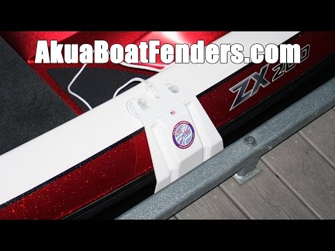 AKUA Bass Boat Fender and Attachment Kit Review