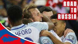 Every England Goal! | Road to Russia 2018