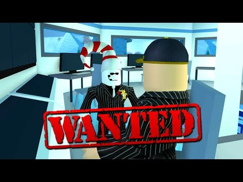 SECRET SERVICE IN JAILBREAK FIND THE MOST WANTED *IN THE WORLD*