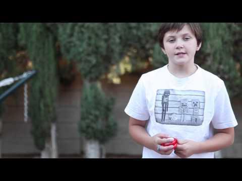 How to do the four basic yoyo throws