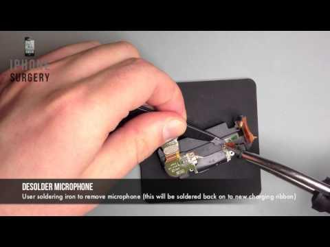 Apple iPhone 3GS Charging Port Repair
