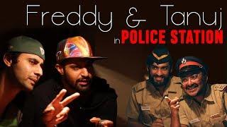 Freddy Daruwala & Tanuj Virwani in Police Station | Poison | A Zee5 Original | Filmy Mirchi