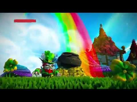Project Spark - Clovers & Gold DLC