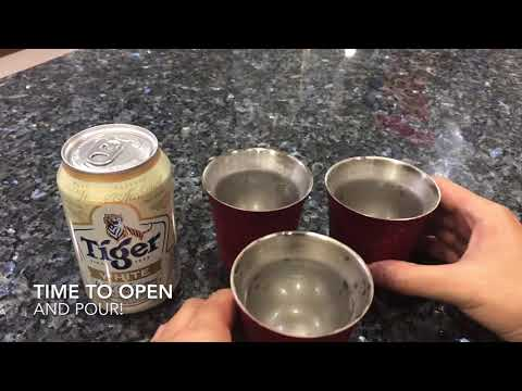 Nespresso Lungo Cups Ice Frozen Why?
