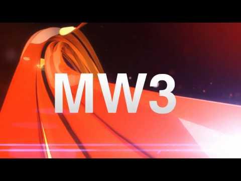 Random Flash Grenade Kill on MW3