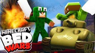Minecraft Bed Wars - WAR ON THE ISLANDS!