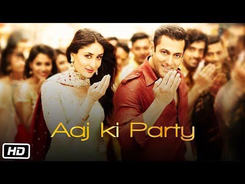 'Aaj Ki Party' VIDEO Song - Mika Singh | Salman Khan, Kareena Kapoor | Bajrangi Bhaijaan