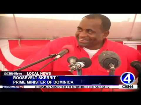 13 MILLION IN DIRECT CASH ASSISTANCE FOR DOMINICA