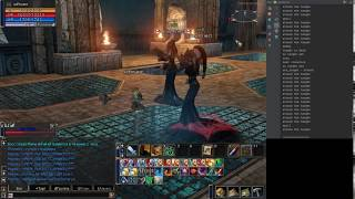 How to Macro / BOT / Lineage 2 / Wynn Summoner / Quest: Duty