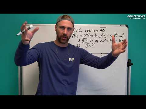 Missing Measurements on a Number Line | Problem of the Day #86