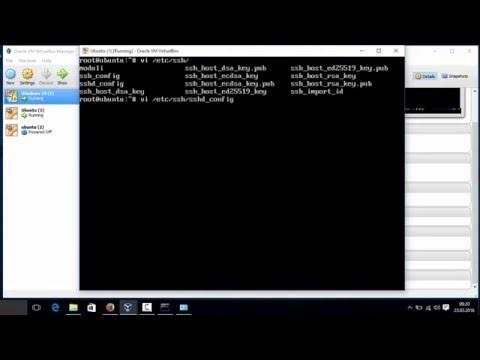 How To Activate SSH Root Login In Ubuntu |  Activate SSH Root Login In Ubuntu
