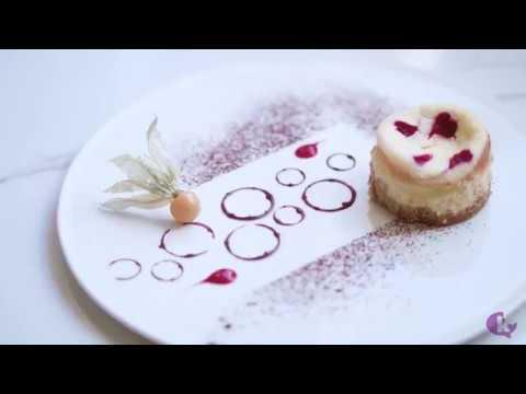 Mini Cheesecake with Heart: Renee's Table