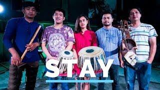 Zedd  | Stay ft. Alessia Cara (Cover) |  Niran Dangol ft. Surakshya Malla