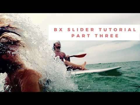 How to use bx slider for your website | Part Three | Example Three