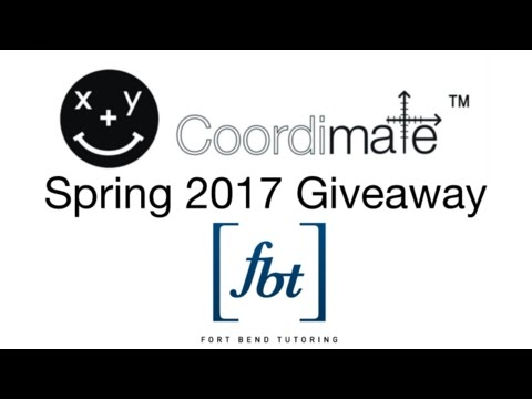 Coordimate Spring 2017 Giveaway [fbt] (Closed)