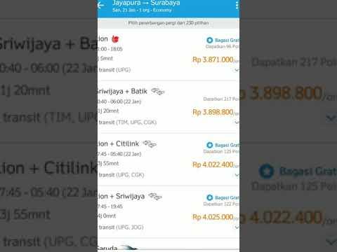 Xxx Mp4 Harga TIKET Pesawat Jayapura Surabaya Buat Pendatang TERTINDAS Katanya Turun Tapi Cuma Omong Kosong 3gp Sex