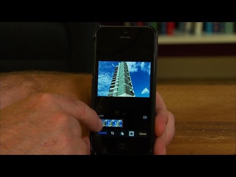 Improving your images in iOS 8