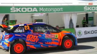 WRC - Rally Portugal 2017 Shakedown