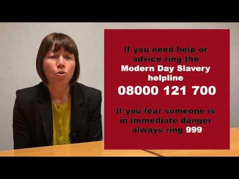 Modern Slavery Employers