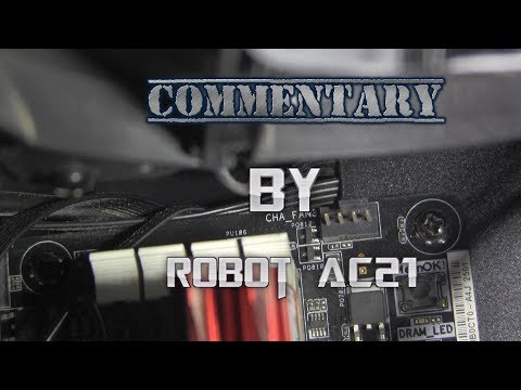 Fan To Mother Board: Ft. Robot AC 21